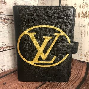 Louis Vuitton Planner Agenda MM custom